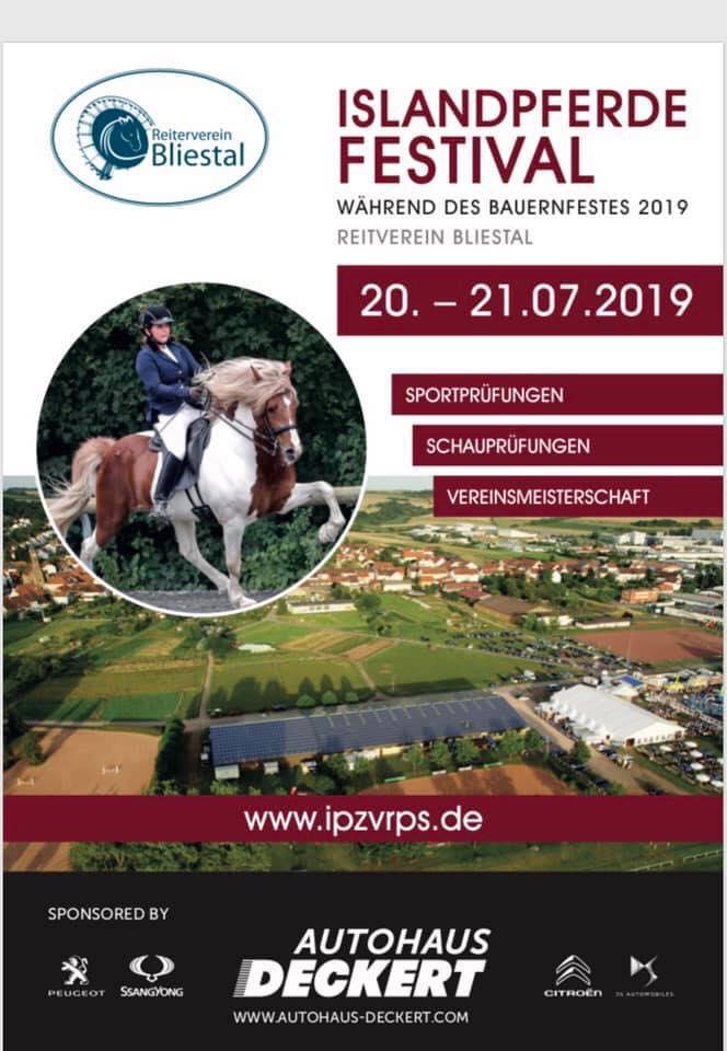 Islandpferde-Festival