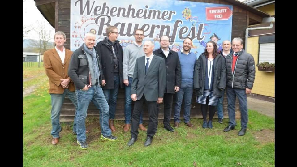 Neuer Festzeltbetreiber des Webenheimer Bauernfestes und der Bliestalwiesen